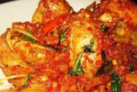 Resep Masakan Ayam Rica-Rica Jawa