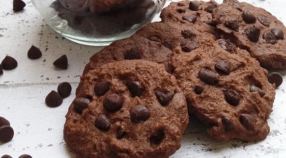Resep kue kering Chocochips Cookies