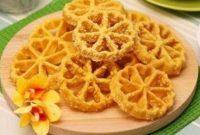 cara membuat kue kembang goyang