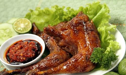 resep ayam bacem bakar
