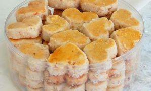 resep kue kering kacang tanah giling