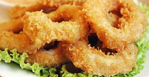 Resep Cumi Goreng Tepung Crispy