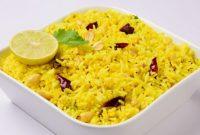 cara membuat nasi kuning dengan magic com