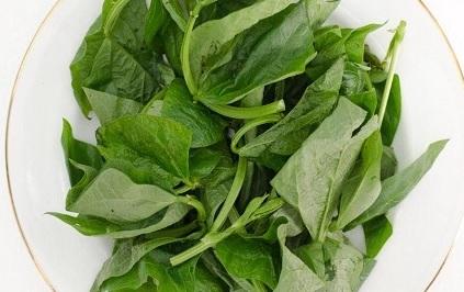 resep sayur daun kacang