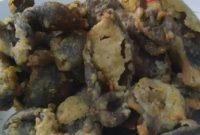 jamur kuping crispy