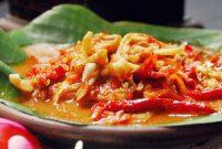resep jamur tiram pedas