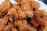 resep ayam goreng belacan