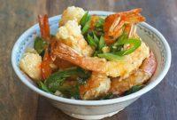 resep masak udang lombok ijo