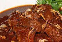 resep semur daging sapi pedas