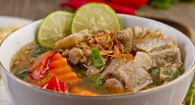 resep sop daging sapi rempah kuah kental