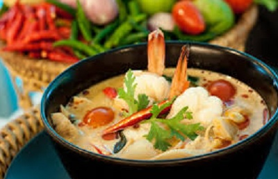 sup tom yam goong
