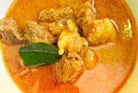 resep gulai daging sapi enak