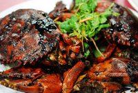 kepiting lada hitam