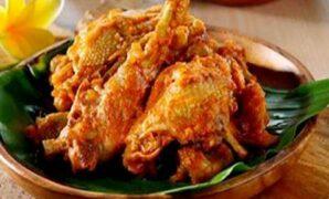 ayam seraki pedas banten