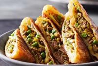 Resep Martabak Daging Arab