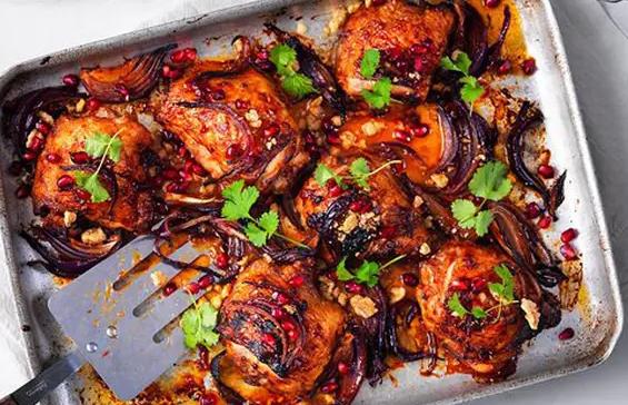 ayam panggang teflon