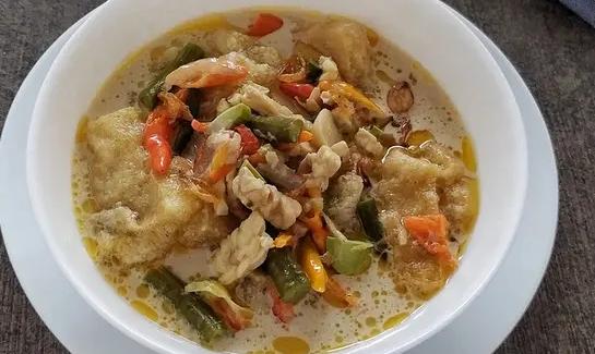 Resep Sayur Lodeh Jawa