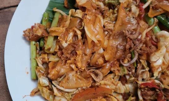 pangsit goreng viral