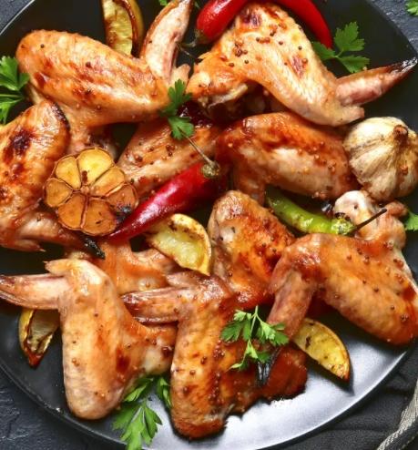 Ayam Goreng Madu Asam Manis