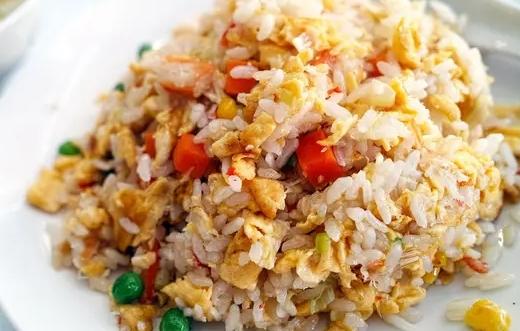 Cara Masak Nasi Goreng Telur
