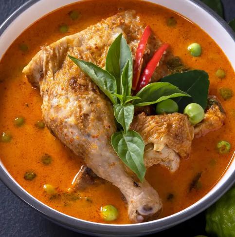 cara memasak kari ayam