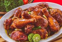 menu masakan ayam